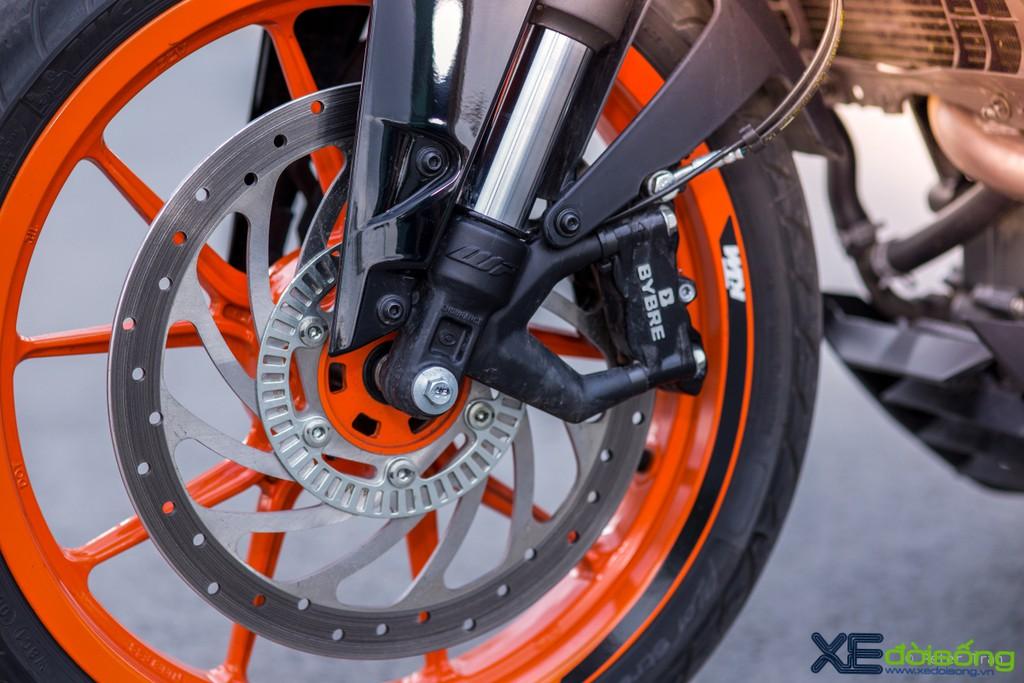 Đánh giá naked bike KTM 390 Duke 2018: Nhiều điểm mạnh so với đối thủ ảnh 7