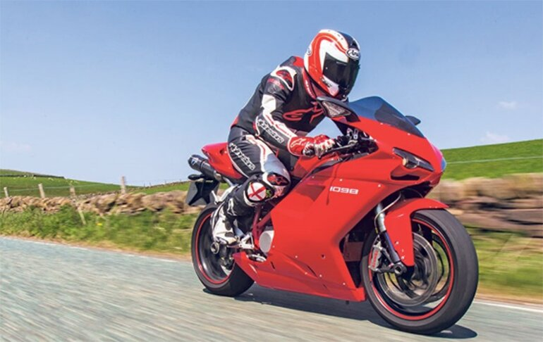 Siêu xe Ducati