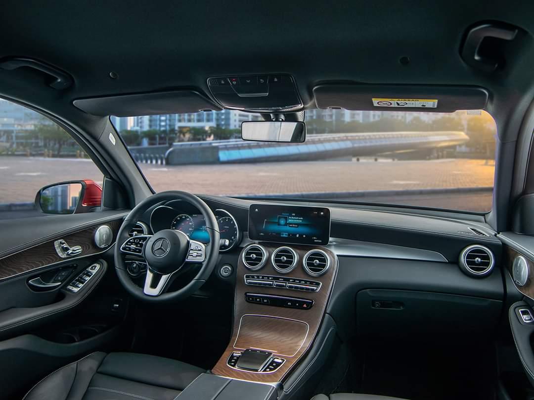 Giá xe Mercedes GLC 250 2020 lăn bánh bao nhiêu? | Germanycar