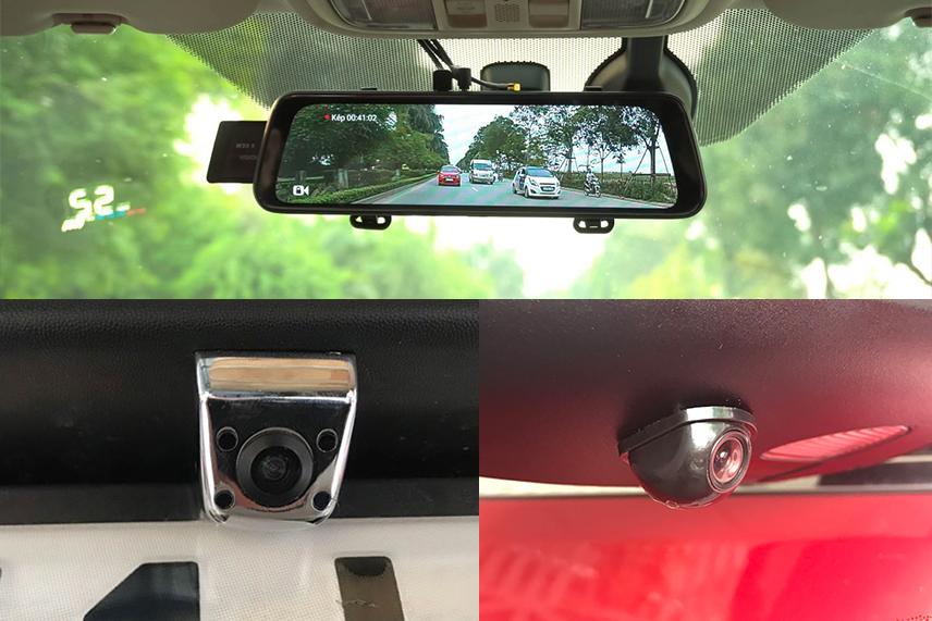 Tư vấn lắp camera hành trình, camera lùi, camera tiến, camera 360 độ ô tô