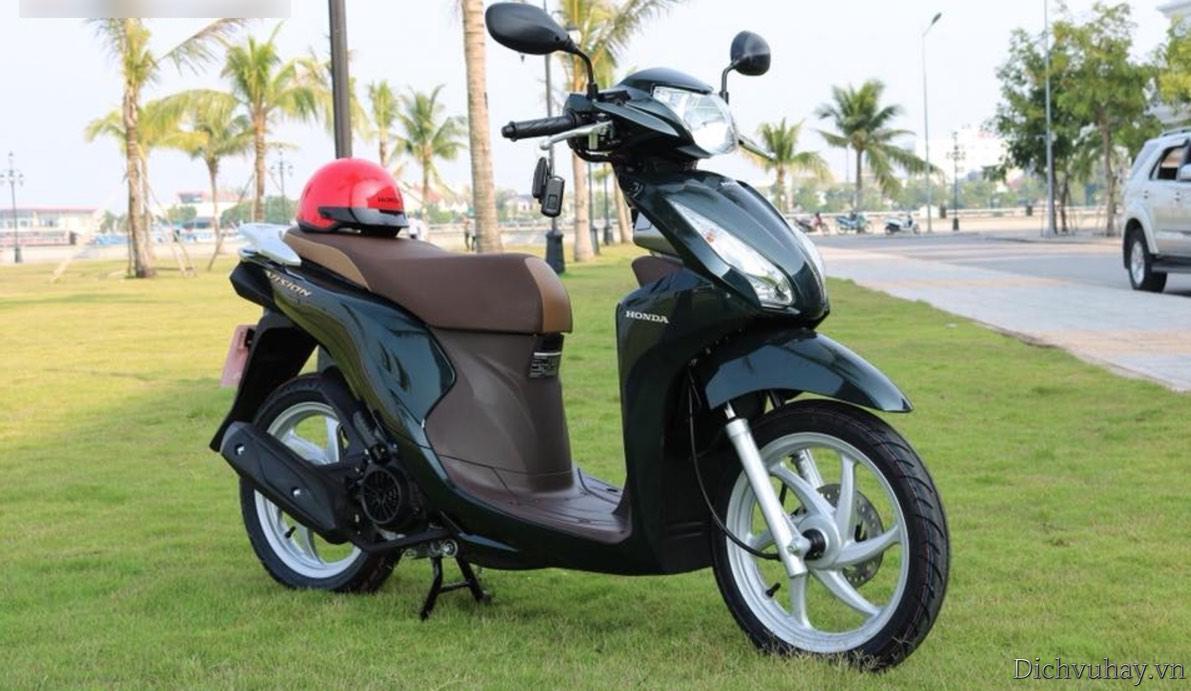 Bảng giá xe Honda Vision mới nhất ngày 3/6/2020