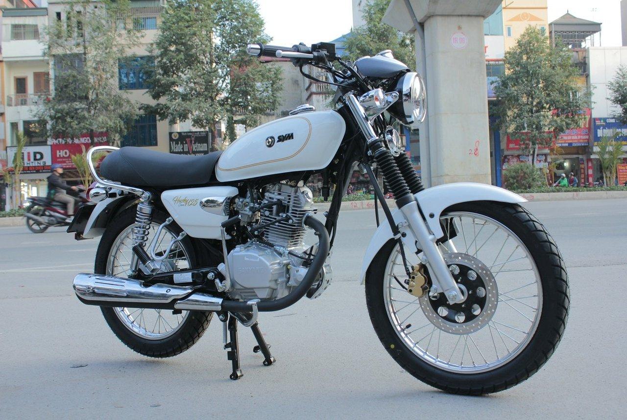 Mẫu moto cổ điển giá rẻ (6)