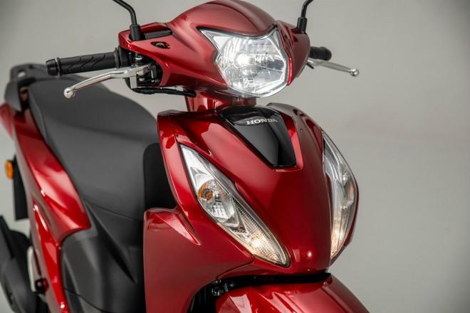 2021 Honda Vision cập nhật bản châu Âu, đẹp sang đốn tim người dùng - Xe máy - Việt Giải Trí