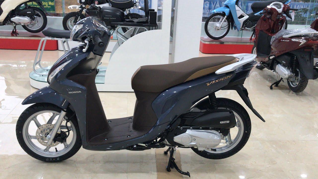 Vững vuive - Honda vision 2019 màu xanh lam.cập nhật giá và cách khắc phục mất tiếng còi báo tắt mơ - YouTube