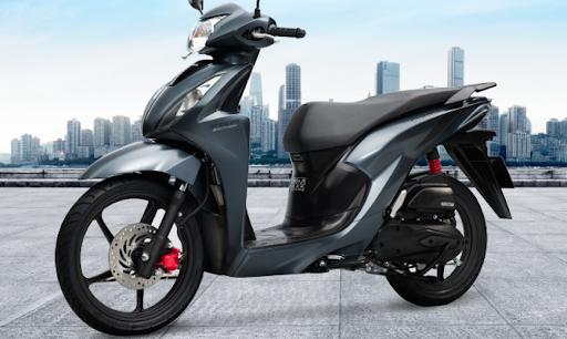 Honda Vision 2021 Phiên bản Cá tính