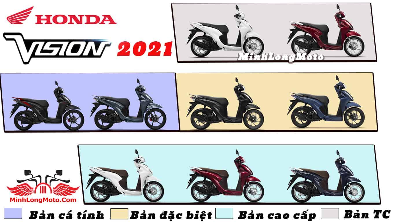 Honda Vision 2021, Đánh giá chi tiết, Giá xe cập nhật tháng 11/2021 - taphoa.net   kênh Review - tin giải trí hàng đầu Việt Nam
